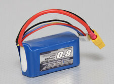 RC Turnigy 800mAh 3S 40C Lipo Pack