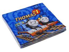 20 Tovaglioli Carta Trenino Thomas  Compleanno PS 11987