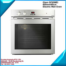 Glem GF65MEI 600mm/60cm Electric Wall Oven MADE IN ITALY BRAND NEW