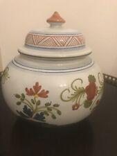 LE STELLE BISCOTTIERA in Ceramica Mare 15,5 x h.23,5 CM