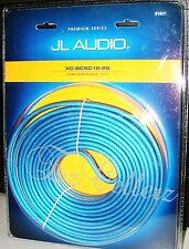 Jl Audio Xc-Bcsc12-25 Xcbcs1225 Car Stereo Speaker Sub Wire 25ft. Cable 12Awg