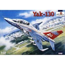 YAK-130 YAKOVLEV SOVIET AIRCRAFT 1/72 AMODEL 72157