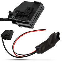 Bluetooth AUX IN Adapter Kabel 18pol Stecker für Mercedes Benz Comand 2.0 APS