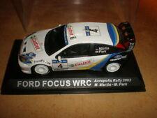 Altaya  1/43  Ford Focus WRC Acropolis Rally 2003         MIB (06-005)