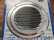 ROUND LOUVERED VENT SEADOG STAINLESS 3314251 5 INCH BOATINGMALL EBAY BOAT PARTS