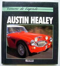 LIVRE - AUSTIN HEALEY - éditions ATLAS