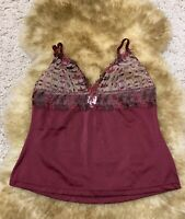 Miriale lace Camisole Top sleepwear nightwear size XL