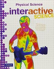 Pearson Interactive Science Physical Student Book National Edition for Grade 6-8