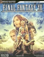 Final Fantasy XII Signature Series Guide by BradyGames