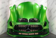 Mercedes AMG GTR GT R C190 W190 Stoßstange Motorhaube Kotflügel Scheinwerfer 376