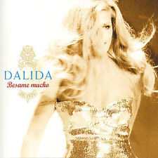 DALIDA (FRANCE) - BESAME MUCHO NEW CD