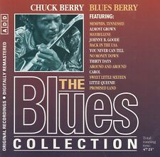 Chuck Berry ‎– Blues Berry CD The Blues Collection