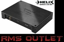 Helix P TWO High-Res Amplifier integrated Active Crossover Stop Start Compatible