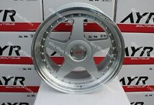 "Alloy Wheels 18"" 04 For Audi A3 S3 A4 S4 Cabriolet B5 B6 B7 B8 B9 5x112 SPL"