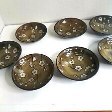 Echo Point Collection Bowl Set 7 Lot Kitchen Cook Decor Floral