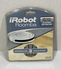 iROBOT ROOMBA 500 SERIES 2 FILTER REPLACEMENT ( 81502 ) NEW