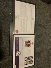 More details for 2013 the royal babies commemorative silver coin cover
