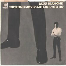 RUFF DIAMOND-TOUGH NORTHERN SOUL PICTURE SLEEVE+45-(MARY,MARY QUITE CONTRARY)-PS