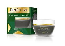 DAX Cosmetics perfecta minimizador de poros + Exfoliante Máscara Facial Arcilla Detox Carbón