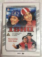 ISHQ DVD NEW SEALED