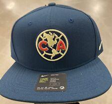 Nike Club America Unisex Snapback Hat. Youth Size: OSFA