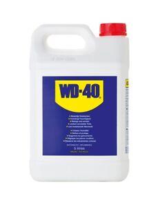 Rostlöser WD-40 5 Liter