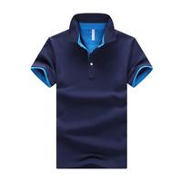 Men's Fashion Slim Short Sleeve Shirt T-shirt Casual Tops Blouse Tee Shirts Men