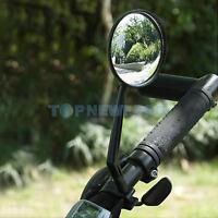 Paar Fahrradspiegel Fahrrad Spiegel Rückspiegel Lenkspiegel Fahrradrückspiegel