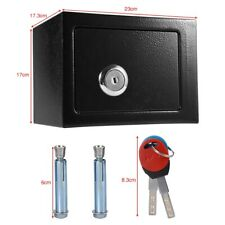 Safe Box High Security Steel Fireproof Waterproof Money Cash Safes And Lock
