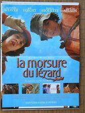 AFFICHE - LA MORSURE DU LEZARD SHIA LaBEOUF WALT DYSNEY
