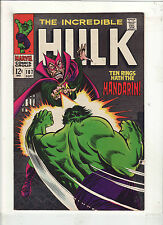 INCREDIBLE HULK #107 VF/NM