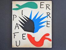 Henri Matisse, Pierre a Feu. Maeght, Paris, 1947. 1st Ed. #768/950. inv 384