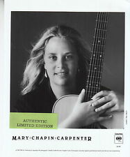 mary chapin carpenter limited edition press kit #2
