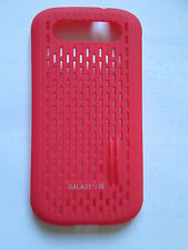 Samsung Licensed Galaxy S3 Cool Vent Case by Anymode .RED