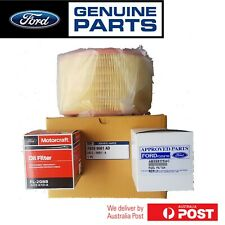 GENUINE Ford PX Ranger Service Kit. OIL, AIR & FUEL FILTER suits 2.2 and  3.2l