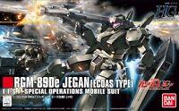BANDAI HGUC 1/144 RGM-89De JEGAN ECOAS TYPE Plastic Model Kit Gundam UC Japan