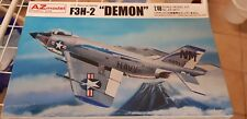1/48 AZ MODELS F3H-2 DEMON US NAVY FIGHTER