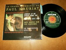 PAUL MAURIAT - EP FRENCH PHILIPS 437136 - ROCK JAZZ POPCORN