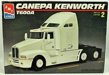 AMT Canepa Kenworth T600A Model Truck Kit Skill 2 #6020 1990 1:25