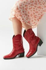 Vagabond Shoemakers Simone Leather Boot red EU 37 western