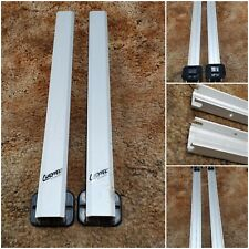 CAREFREE RV AWNING WINDOW AWNING HARDWARE ARMS. SILVER. OLD STYLE
