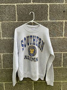 VINTAGE-SOUTHERN UNIVERSITY and A AND M sweatshirt SIZE XL