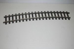 Märklin 5933 gebogenes Gleisstück R=1020mm 22° 30' Spur 1