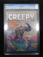 Creepy #11    CGC 6.5    Frazetta Cover    Ditko Art