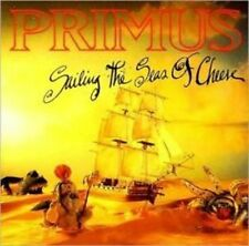 Primus - Sailing the Seas of Cheese [New CD]