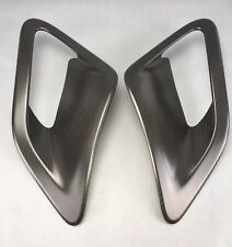 Porsche 997 Turbo GT2 RS carbon Lufteinlass new rear lateral air inlet intakes