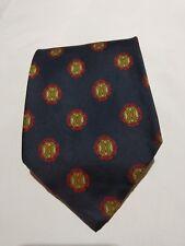 Cravate en soie Yves Saint Laurent Paris