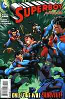 Superboy #34 The New 52 DC Comic 2014 1st Print Unread NM