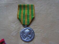 belle medaille   campagne de chine