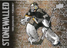 Tom Barrasso #SW-50 - 2018-19 Series 1 - Stonewalled